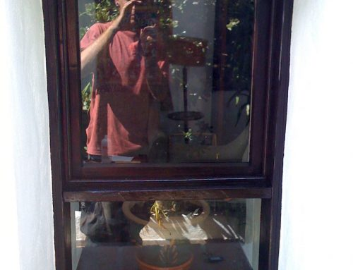 Fensterbau Rustikal
